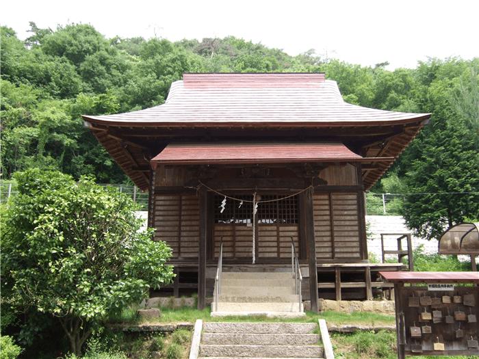 梅の森天満宮【栃木県足利市】
