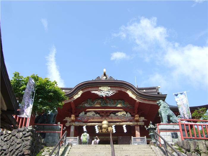 武蔵御嶽神社【東京都青梅市】