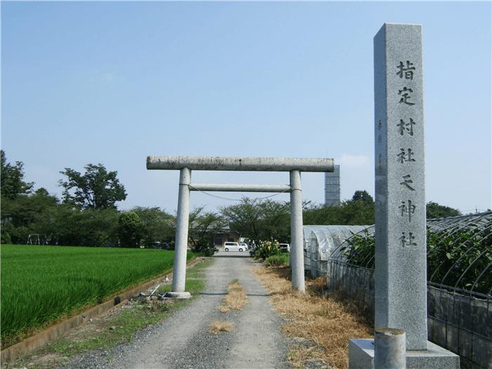 五明天神社【埼玉県上里町】