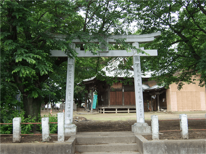 勝山神社【群馬県伊勢崎市】