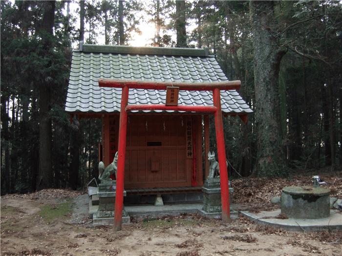橘郷造神社【茨城県行方市】