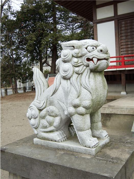 羽盡神社【埼玉県川口市】