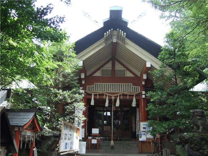 亀戸天祖神社【東京都江東区】