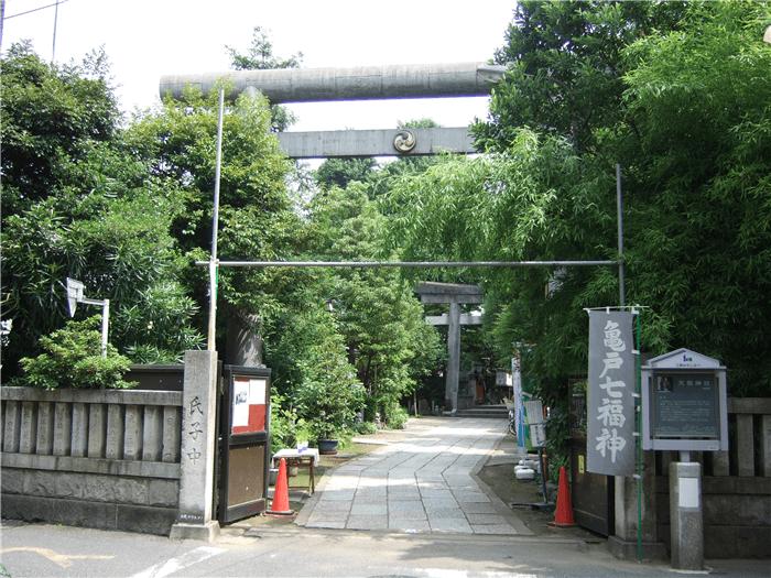 江東天祖神社【東京都江東区】